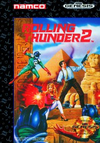 Обложка Rolling Thunder 2