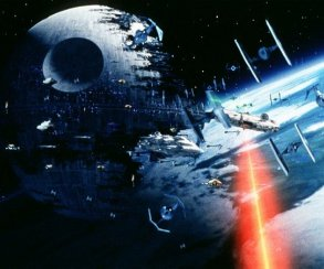 Гифка дня: самое страшное оружие в космических баталиях