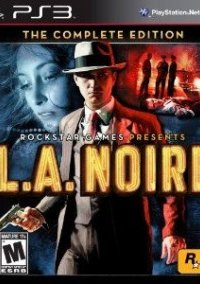 Обложка L.A. Noire: The Complete Edition