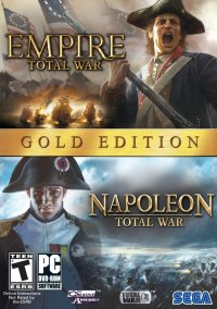 Обложка Empire: Total War & Napoleon: Total War (Gold Edition)