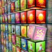 Обложка Match 3D Flick Puzzle