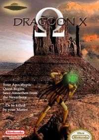 Обложка Dragoon X Omega