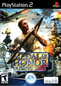 Обложка Medal of Honor: Rising Sun