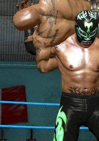 Обложка Lucha Libre AAA: Héroes del Ring