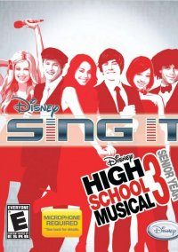 Обложка Disney Sing It! - High School Musical 3: Senior Year