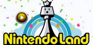 Nintendo Land. Видео #1