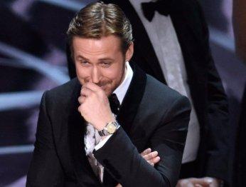 Самые странные исмешные моменты «Оскара» в гифках
