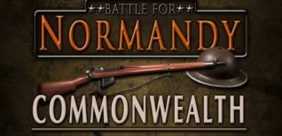 Combat Mission: Battle for Normandy Commonwealth Forces. Видео #1