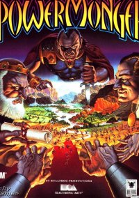 PowerMonger – фото обложки игры