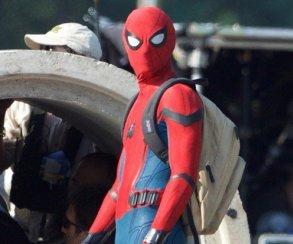 Человек-паук уже снимается в «Войне бесконечности»