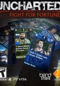 Обложка Uncharted: Fight for Fortune