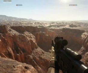 Star Wars Battlefront: скриншоты с альфы в высоком разрешении