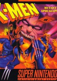 X-Men: Mutant Apocalypse – фото обложки игры