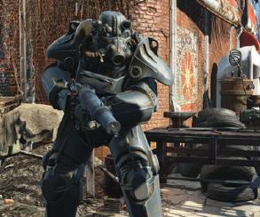 Fallout 4 получит патч споддержкой PS4 Pro наследующей неделе