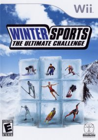 Обложка Winter Sports: The Ultimate Challenge
