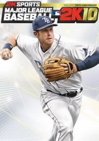 Обложка Major League Baseball 2K10