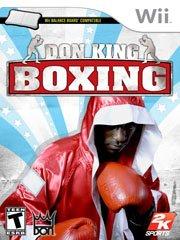 Обложка Don King Boxing