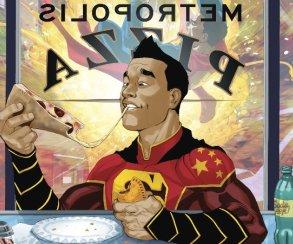 Американский Супермен помог китайскому закрыть портал в Ад