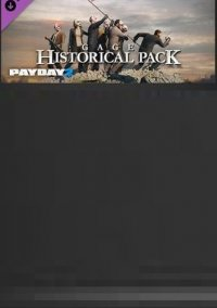 Обложка PayDay 2: Gage Historical Pack