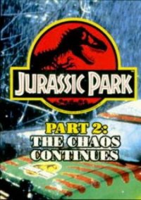 Обложка Jurassic Park Part 2: The Chaos Continues