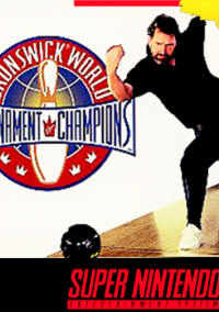 Обложка Brunswick World: Tournament of Champions