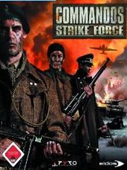 Обложка Commandos: Strike Force