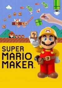 Обложка Super Mario Maker