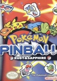 Обложка Pokémon Pinball: Ruby & Sapphire