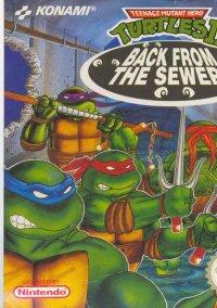 Обложка Teenage Mutant Ninja Turtles II: Back from the Sewers