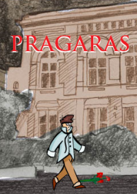 Обложка Pragaras