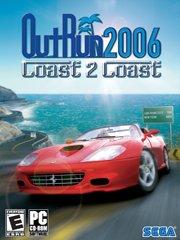 Обложка OutRun 2006: Coast 2 Coast