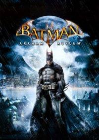 Обложка Batman: Arkham Asylum