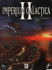 Обложка Imperium Galactica 2: Alliances