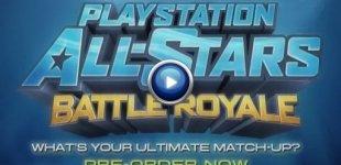 PlayStation All-Stars Battle Royale. Видео #6