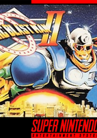 Обложка Sonic Blast Man II