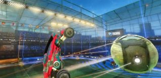 Rocket League. Трейлер режим Rumble