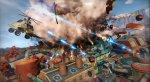 Герои Sunset Overdrive собирают вертолет на кадрах из игры - Изображение 5
