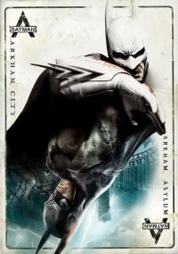 Обложка Batman: Return to Arkham