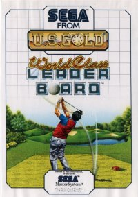 Обложка World Class Leader Board Golf