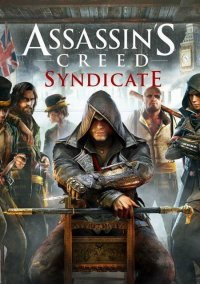 Обложка Assassin's Creed: Syndicate