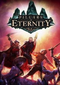 Обложка Pillars of Eternity