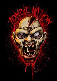 Обложка Zombie Nation