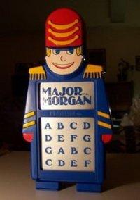 Обложка MajorMorgan