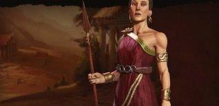 Sid Meier's Civilization VI. Нации в игре: Греция