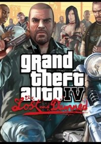 Обложка Grand Theft Auto IV: The Lost and Damned