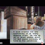 Скриншот Rise of the Dragon – Изображение 13