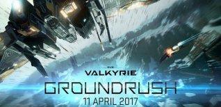 Eve: Valkyrie. Обновление Groundrush