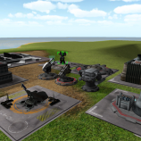 Скриншот Mech Marines: Steel March