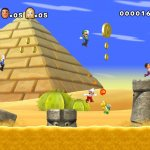 Скриншот New Super Mario Bros. Mii – Изображение 3