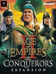 Обложка Age of Empires 2: The Conquerors